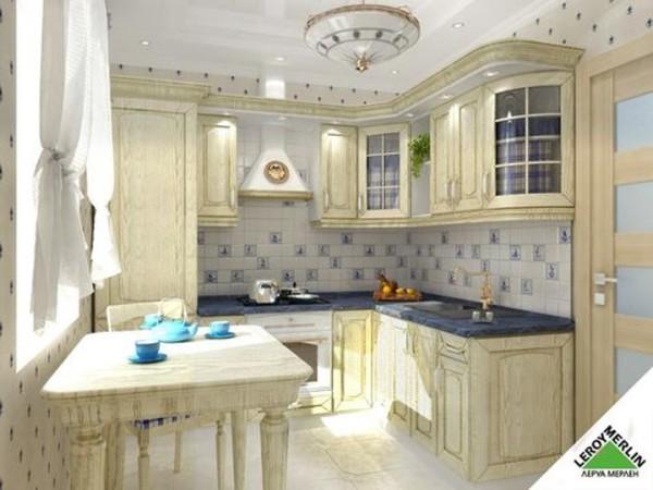 Чем хороши кухни Леруа Мерлен? в фото