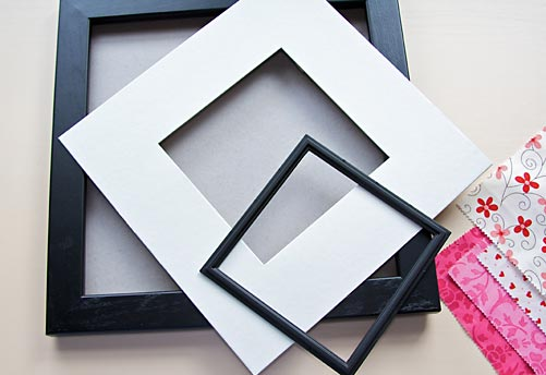 Декор рамки для фотографии своими руками в фото
