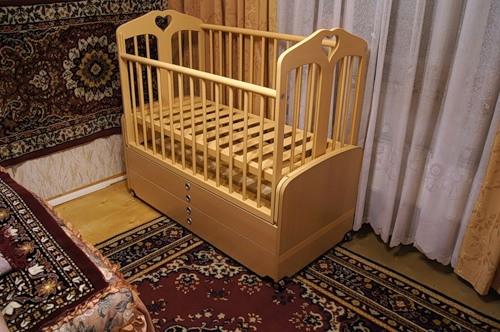 Детская кроватка своими руками: рекомендации в фото