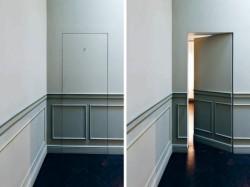 Двери-невидимки своими руками: цена самодельных межкомнатных дверей в фото