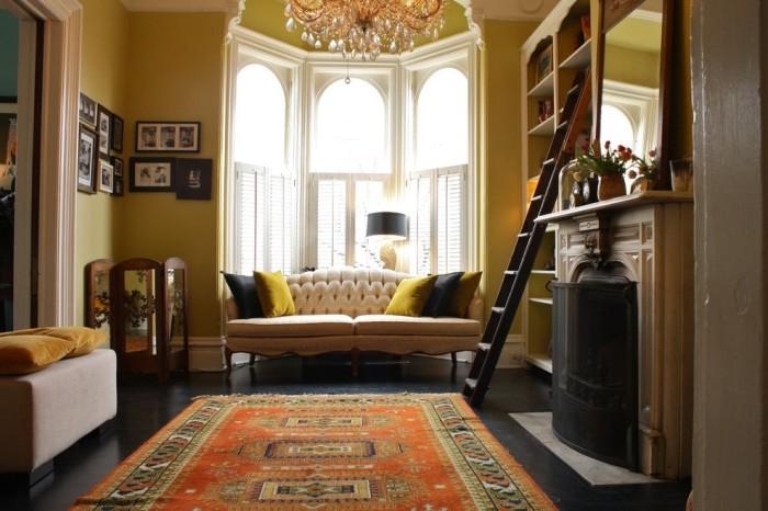 Эркер на кухне и в гостиной: идеи оформления (13 фото) в фото