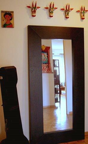 Индийский дизайн квартиры в Женеве в фото