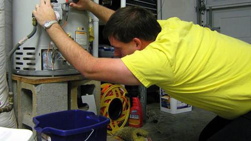 Как очистить бойлер от накипи? в фото