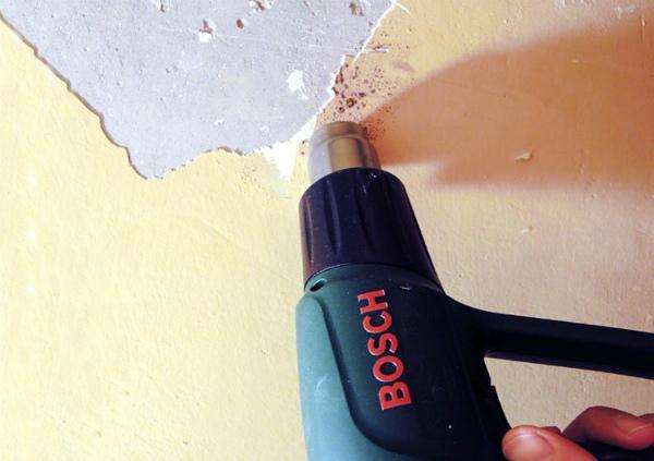 Как подготовить потолок под покраску в фото