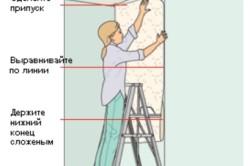 Как поклеить флизелиновые обои (фото и видео) в фото