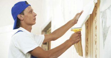 Как штукатурить стены под обои — советы эксперта в фото