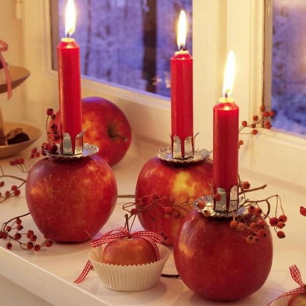 Как украсить гостиную к осени (29 фото) в фото