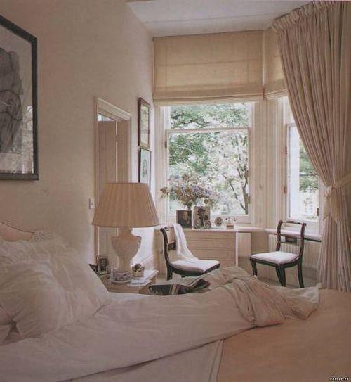 Легкие воздушные шторы для окон квартиры в фото