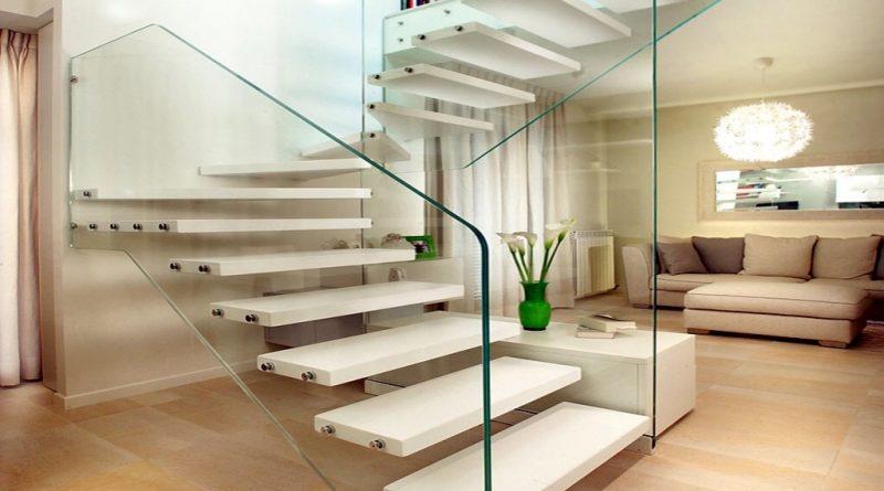 Лестница с поворотом на 180 градусов: виды конструкций, их особенности и расчет параметров в фото
