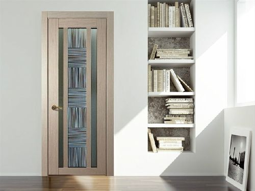 Межкомнатные двери Порта Прима в интерьере в фото