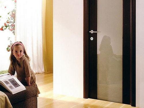 Межкомнатные двери Софья в интерьере в фото