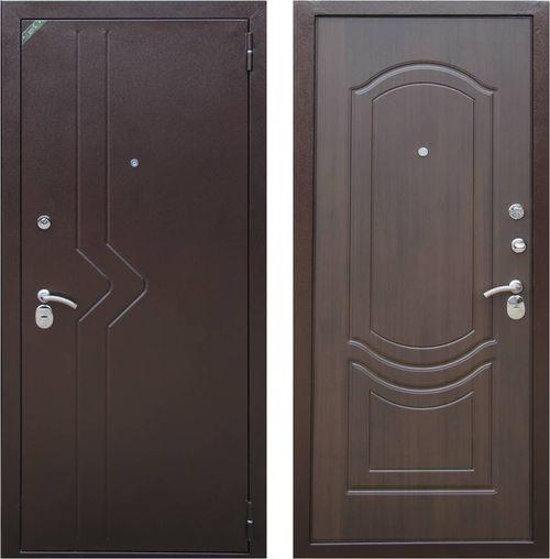 Обзор про металлические двери Зетта в фото