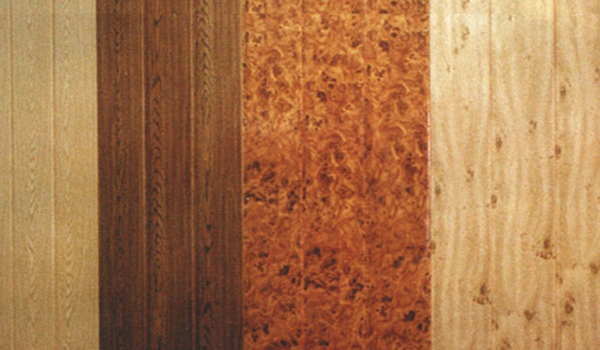 Отделка стен МДФ панелями в фото
