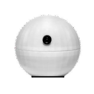 Полностью автономная камера наблюдения в фото