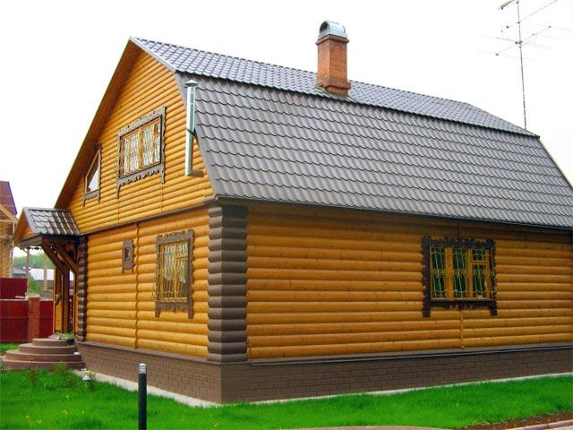 Сайдинг — красивый фасад дома своими руками в фото