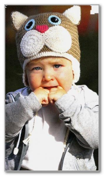 Схема шапки крючком для мальчика: зимняя ушанка и шлем своими руками с фото и видео в фото