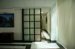Скрытые двери : визуальное отсутствие дверных блоков в фото
