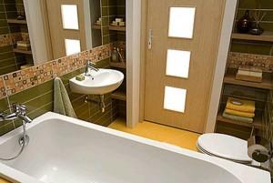 Установка двери в ванную комнату собственными руками, фото видео и этапы работ в фото