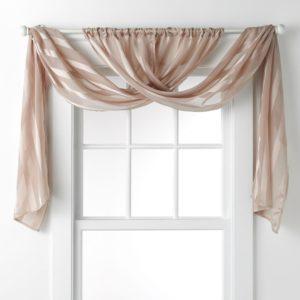 Варианты оформления окон шторами в фото