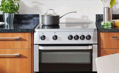 Выбираем электрическую плиту: удобную, безопасную, многофункциональную в фото