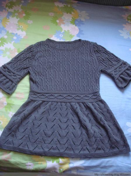 Вязаное платье для девочки спицами со схемами и описанием: практикуем вязание спицами для малышки в фото