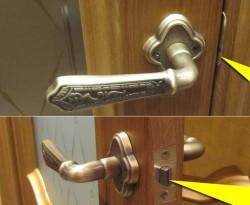 Захлопнулась межкомнатная дверь: советы безупречного вскрытия в фото