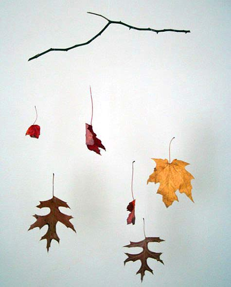 Запах осенних листьев у Вас дома! в фото