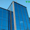 Світлопрозорі конструкції, скління фасадів