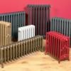 Основные виды радиаторов отопления