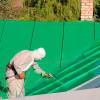 Особенность покраски поверхностей резиновой краской