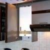 Способы скрыть на кухне трубу подвода газа