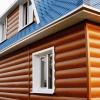 Любителям деревянного и цементного сайдинга