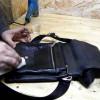 Как красить кожаные изделия