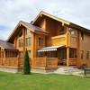 Основные достоинства деревянных домов из бруса
