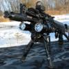 Что такое тактическое крепление на оружие?