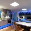 Применение светодиодного освещения в современном дизайне