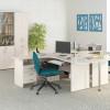 Офисная мебель в кабинет руководителя от компании FlashNika