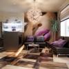 Оригинальные и стильные решения дизайна интерьера салона красоты