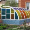 Разнообразие конструкций из поликарбоната в Харькове, преимущества материала