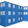 Применение модульных зданий