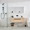 Обустройство сантехники в маленькой ванной