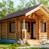 Деревянная баня от компании «Современные Деревянные Дома»