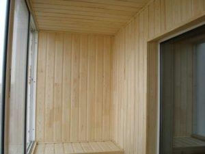Внутрішнє оздоблення стін пластиковими панелями