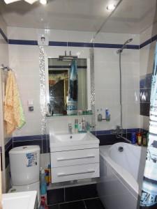 Наша маленька і затишна ванна кімната
