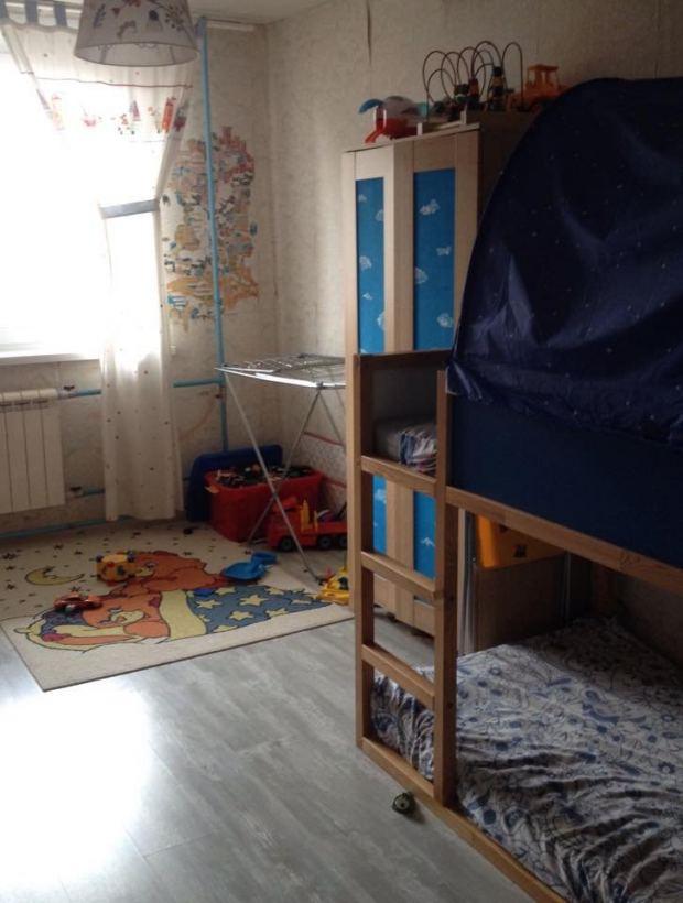 Чарівна дитяча кімната