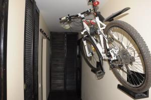 Коридор для велосипедиста