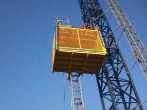 Особенности строительных подъемников