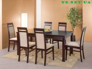 Деревяні стільці для кухні
