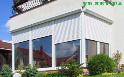 Ціни захисних ролет для вікон в компанії