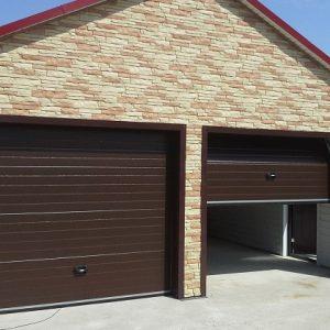 Обогрев гаража в фото